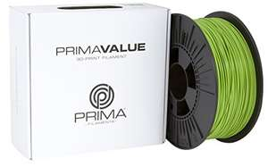 Primavalue Green PLA 3D Printer filament - £15.90 (Prime) £20.65 (Non Prime) from Amazon!