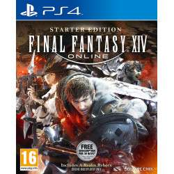 Final Fantasy XIV: Online Starter Edition (PS4) £5.00 Delivered @ Games Centre