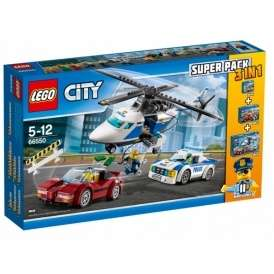 LEGO City Police Super 66550 £11 instore at ASDA