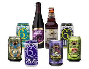 Free Case of 8 pack Craft Beer from Beer52! with code (£5.95 Postage)