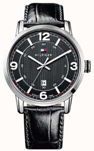 Tommy Hilfiger Mens 'George' Classic Watch £55 @ First Class Watches