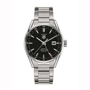 Tag Heuer Gents Carrera Calibre 7 Twin Time Automatic Watch - £1610 at Hugh Rice