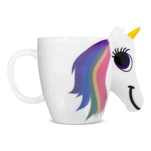 Heat Sensitive Colour Changing Unicorn Mug £5.60 delivered  w/code @ Rosegal