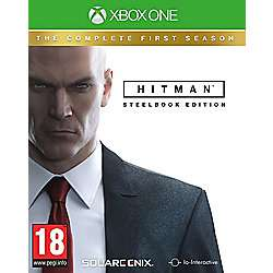 Hitman complete first season Xbox one Steelbook £20 @ Tesco