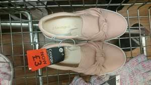 Asda George girl's shoes £3 - was £14 instore - Southgate