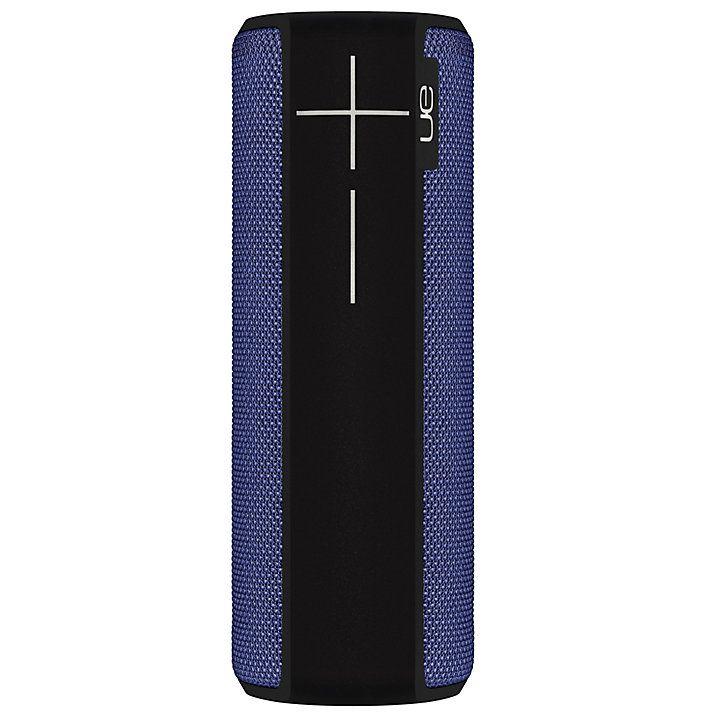 UE BOOM 2 by Ultimate Ears Bluetooth Waterproof Portable Speaker, Indigo (2 years warranty) £79.99 @ John lewis