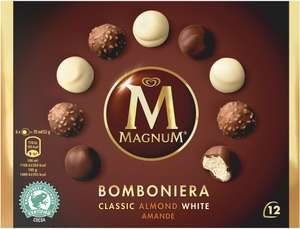 Magnum Bomboniera Ice Cream (140ml) ONLY £2.00 @ Asda
