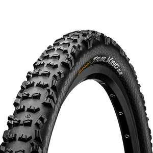 Continental Trail King PureGrip Folding MTB Tyre (29x2.2 / 27.5x2.2 or 27.5x2.4) Tubeless Ready MTB mountain bike Tyres £17.99 @ merlin cycles