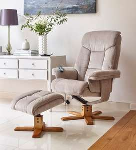 Massage recliner charge £203.15 @ betterlifehealthcare