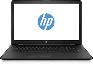 HP 17 – AK062NG 17.3 inch HD + SVA Laptop £266 Amazon.de