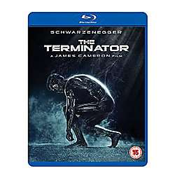 The Terminator Blu Ray [Remastered version] £7 @ Tesco Direct