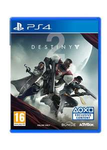 destiny 2 ps4 £17.85 @ Base