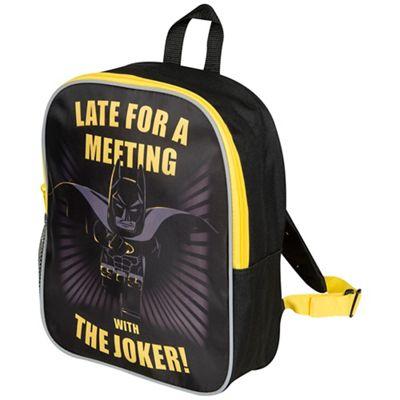 DEBENHAMS - LEGO - The Batman Movie Backpack (£5) free C+C using code