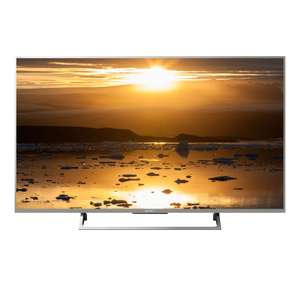 Smart 49 inch 4K TV with Android Tv and Voice Control Remote £649 @ Currys