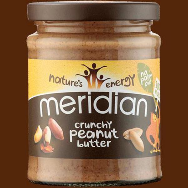 Meridian Crunchy Peanut Butter 280g £1.87 @ Waitrose