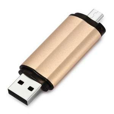 128GB 2 in 1 OTG USB 2.0 Flash Drive £16.03 @ Gearbest