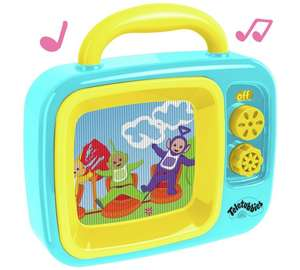 £6.99 only for Teletubbies My First TV @ Argos