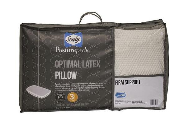 Sealy Latex Pillow £40 @ Tesco