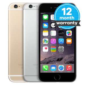 Refurb iPhone 6 16GB £24.99 (O2) / £26.99 (Vodafone) / £28.98 (EE) @ Musicmagpie on Ebay