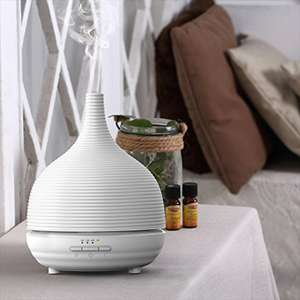 Range of AUKEY Essential Oil Diffusers 50% OFF Promotion, From £12.50 @ Amazon
