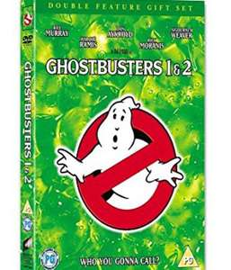 Ghostbusters 1&2 - DVD @ Musicmagpie - £1.49 - (Preowned)