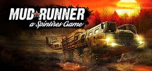 Spintires: MudRunner 70% off (ONLY if you own original - Steam)