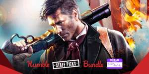 Humble Scribble Staff Picks Bundle - From 74p - Humble Bundle