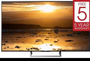 "SONY KD75XE8596BU 75"" 4K-HDR SMART-Android FreeviewHD/Youview XR-1000Hz £1997.99 @ Power Direct"