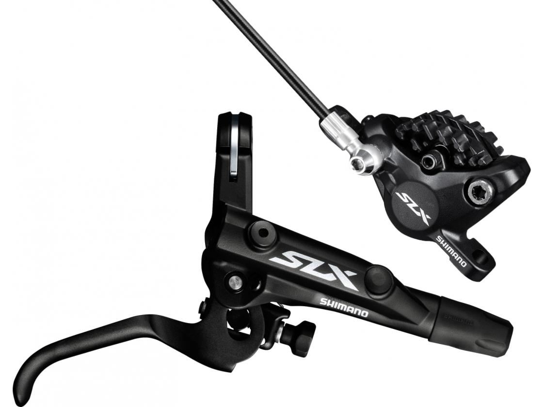 Shimano SLX M7000 hydraulic brake set £102.58 @ Ribble Cycles
