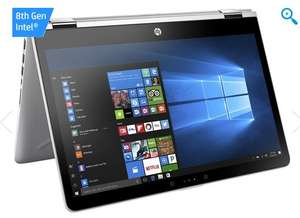 HP Pavilion x360 14-ba104na Convertible Laptop - £649 with E-voucher :YES3 - FINAL FEW @ HP