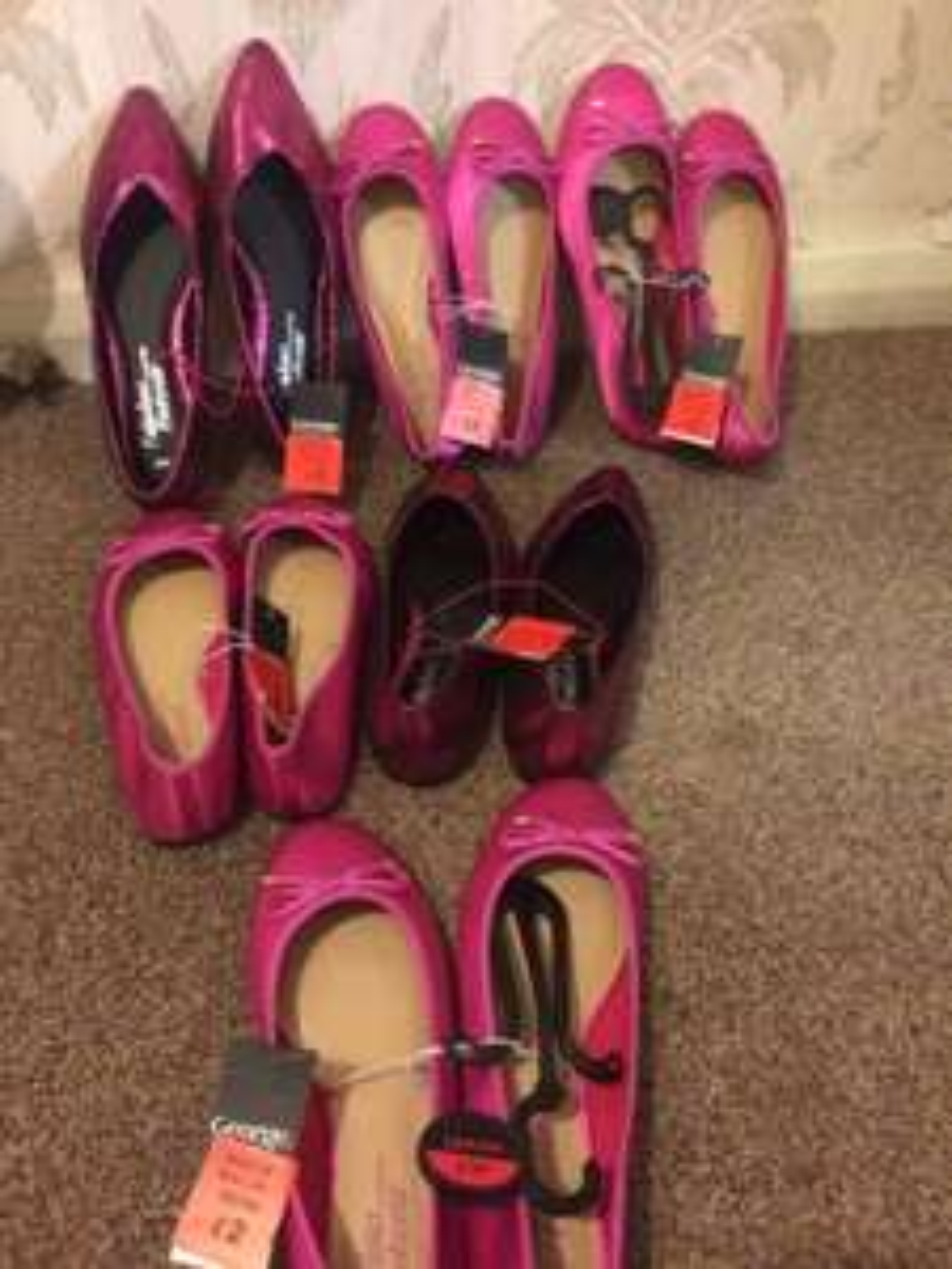 Fabulous Footwear (George) £2 down from £9 @ Asda instore
