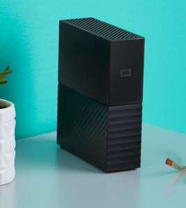 MY BOOK (NEW) (RECERTIFIED) 3TB - £61.99 @ Western Digital