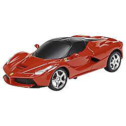 TESCO - NEW Bright RC LA Ferrari - 1:24 remote controlled car (£10) free C+C