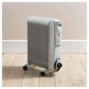Fine Elements 2kw Oil Filled Radiator £30 (free click and collect) @ Tesco