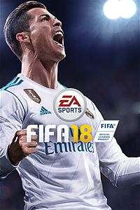 Fifa 18 for Xbox One - Only £35.99 and Only £30 with Xbox Live Gold