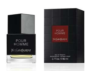 Yves Saint Laurent - YSL Pour Homme 80ml Eau de Toilette Spray for Men - £44.95 @ All Beauty