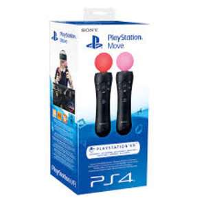 PSVR move controller twin pack £62.95 @ Amazon