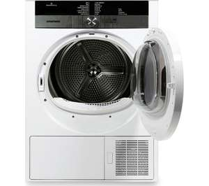 GRUNDIG GTN38250HGCW Heat Pump Tumble Dryer with 5 Year Warranty £419.99 @ Currys