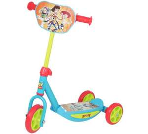ARGOS - Toy Story Tri-Scooter (£11.99)