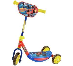 ARGOS - Blaze and the Monster Machines Tri-Scooter (£10.99)