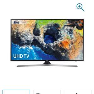"Samsung UE40MU6120 40"" 4K Ultra HD Smart LED TV £319 at Co-op Electrical"