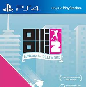 Olli Olli 2 (PS4) £4.99 @ Grainger Games