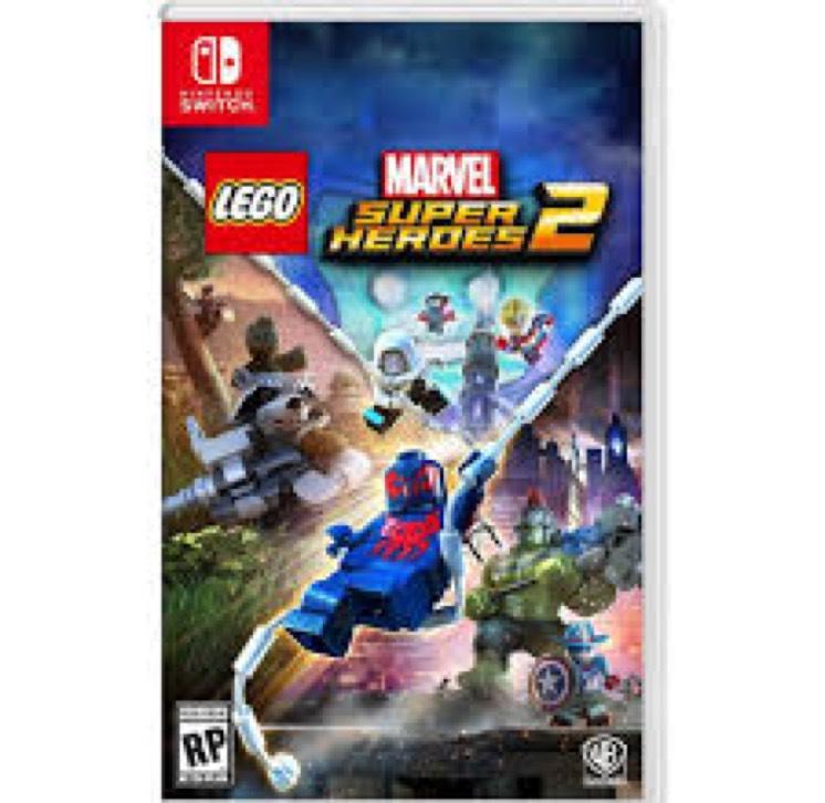 Lego Marvel Super Heroes 2 for Nintendo Switch £28.85 @ eBay/ShopTo
