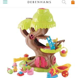 ELC happyland fairy playhouse £15 -  Debenhams
