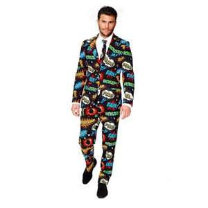 Novelty suits from £18 plus £3.49 postage @ Debenhams