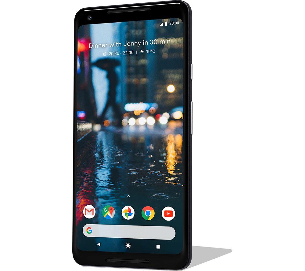 Google Pixel 2 XL  - 64 GB, Just Black at pc world £699