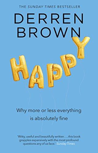 January blues? Derren Brown's Happy, Kindle ed. Amazon 99p