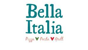 £3 pizza or pasta at Bella Italia (Wuntu app only for Three customers)