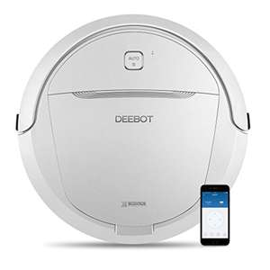 ECOVACS ROBOTICS DEEBOT M81Pro - Powerful floor cleaning robot with 5-stage cleaning, wiping function and App control, was £250 - now £189.99 @ Amazon UK