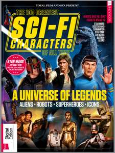 The 100 Greatest Sci-Fi Characters Of All Time -  free download i